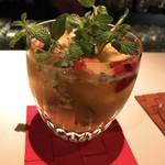 kozo's bar - 料理写真:MISA女王のカクテル