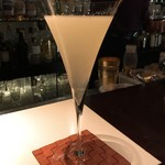 kozo's bar - ドリンク写真:SNMZ師匠のカクテル