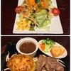 ぎゅう丸 - 料理写真:ミニサラダ&期間限定メニュー 1660円