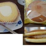 ラ・メール りんごの木 - ロールケーキと生どら焼き