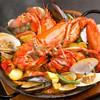 カトルセ - 料理写真:お焦げが美味しいオマール海老のパエリア。