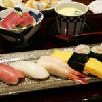 築地寿司清 - お楽しみ