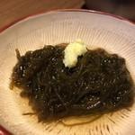 魚可津 - 沖縄モズク酢