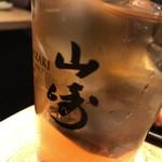 焼鳥 ふくなが - 国産ウーロン茶割
