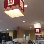 はま寿司 - 店内の風景。