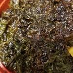 道の駅 みなとまーれ寿都 - 海苔の風味がすごい!