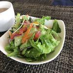 レックス カフェ - サラダ