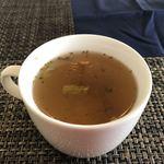 レックス カフェ - コンソメスープ