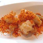 85034598 - ハーブ海老と野菜の揚げ物盛り合わせ