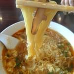 中華大新  - 細麺ですよ