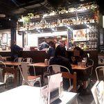 肉が旨いカフェ NICK STOCK 横浜ポルタ店 -