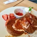85038997 - 苺ティラミスパンケーキ