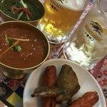 インド・ネパール居酒屋 ナマステ東京 - 料理写真: