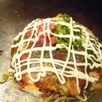 ヒロキ - もちチーズ(そば入り)