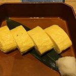 九頭龍蕎麦 はなれ - 出し巻き卵