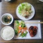 焼肉酒家 あぶり亭 - 料理写真:トンテキ