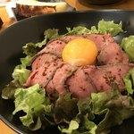 85046189 - 人気No.1 ローストビーフ丼