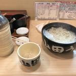 山田製麺所 - 釜揚げ 2玉