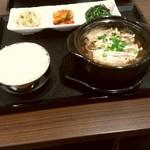 韓国料理 ハンアリ - プルコギ