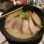壺水天 南堀江本店 - 元祖とろとろチャーシューめん(990円)