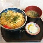 竹の子食堂 - 玉子丼