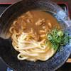 情熱うどん讃州 - 料理写真:カレー釜玉うどん(850円)