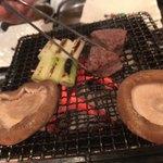 備長炭ステーキ炉 Sakai -