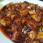 85050195 - 麻婆豆腐ズーム。