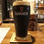 Irish pub Booties・・・ - 樽生ギネス