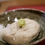 しん - 料理写真:そばがき