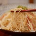 しん - 美味しい細麺♪