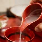 しん - 蕎麦湯