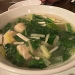 85054694 - 海老雲呑麺