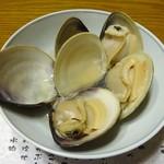 85055404 - はまぐり鍋の蛤(2回目)