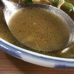 寿々喜そば屋 - 味噌ラーメン コクのある味噌スープ