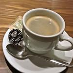 ビストロ お野菜と. - コーヒー(450円)