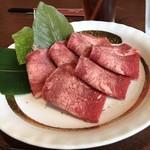 焼肉ひまわり - 料理写真:牛タン