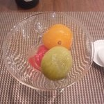 8506132 - ミニトマトの杏露酒漬