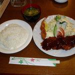 嵐山ポッターズ カフェ - 料理写真: