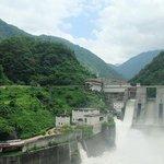 8506980 - 宇奈月ダム(お食事処から)