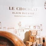 LE CHOCOLAT ALAIN DUCASSE - 看板