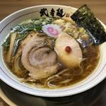 三麺流 武者麺 - 中華そば あっさり