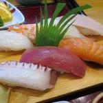 いけす料理磯太郎 - お寿司(ノ´∀`*)