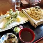 山のそば屋 須川 - 料理写真: