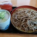 そば処 吉野家 - 料理写真: