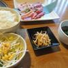三宝苑 - 料理写真:【国産牛・豚カルビランチ】¥950(ライス大盛り)