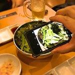 焼肉みやび山 - 料理写真:焼肉みやび山  ヒラメ・徳川ショット