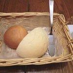 ミネット - コースのパンも食べ放題!