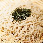 日本橋からり - 二八蕎麦