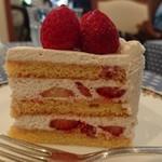85070352 - ショートケーキ。あっぷ。